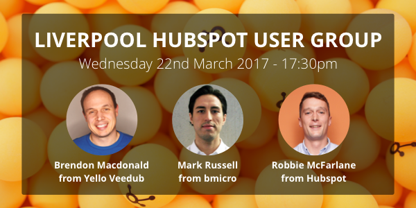 Liverpool HUG - How & What to Consider for a Successful Inbound Campaign
